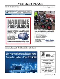 Maritime Reporter Magazine, page 47,  Dec 2020