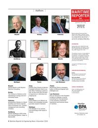 Maritime Reporter Magazine, page 4,  Dec 2020
