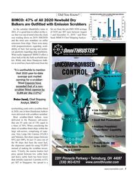 Maritime Reporter Magazine, page 7,  Dec 2020