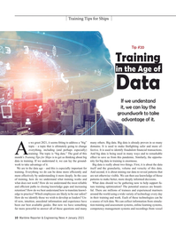 Maritime Reporter Magazine, page 10,  Jan 2021