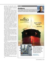 Maritime Reporter Magazine, page 11,  Jan 2021