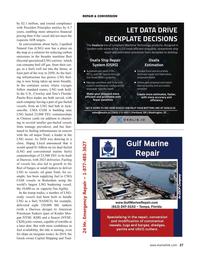 Maritime Reporter Magazine, page 27,  Jan 2021