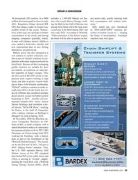 Maritime Reporter Magazine, page 29,  Jan 2021