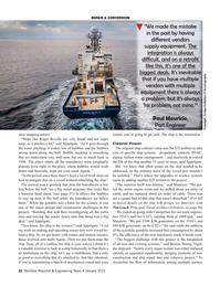 Maritime Reporter Magazine, page 32,  Jan 2021