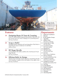 Maritime Reporter Magazine, page 2,  Jan 2021