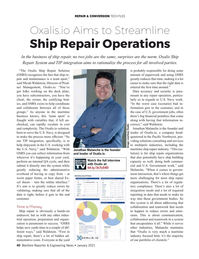 Maritime Reporter Magazine, page 40,  Jan 2021