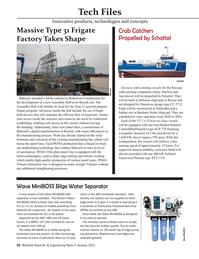 Maritime Reporter Magazine, page 52,  Jan 2021