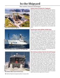 Maritime Reporter Magazine, page 54,  Jan 2021