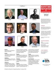 Maritime Reporter Magazine, page 4,  Jan 2021