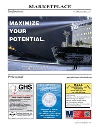 Maritime Reporter Magazine, page 61,  Jan 2021