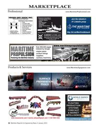 Maritime Reporter Magazine, page 62,  Jan 2021