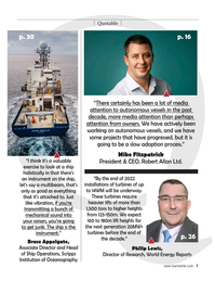 Maritime Reporter Magazine, page 7,  Jan 2021