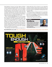Maritime Reporter Magazine, page 13,  Feb 2021
