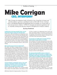Maritime Reporter Magazine, page 14,  Feb 2021