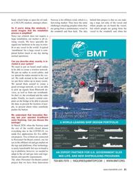 Maritime Reporter Magazine, page 21,  Feb 2021