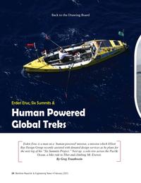 Maritime Reporter Magazine, page 24,  Feb 2021