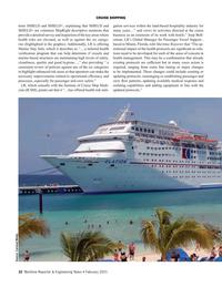Maritime Reporter Magazine, page 32,  Feb 2021