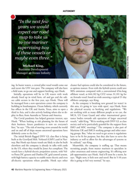 Maritime Reporter Magazine, page 40,  Feb 2021