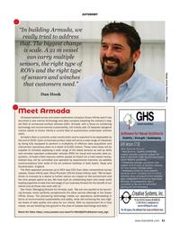 Maritime Reporter Magazine, page 41,  Feb 2021