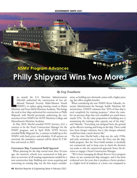 Maritime Reporter Magazine, page 44,  Feb 2021