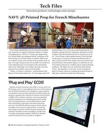 Maritime Reporter Magazine, page 52,  Feb 2021