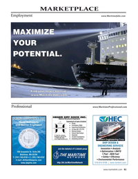 Maritime Reporter Magazine, page 61,  Feb 2021