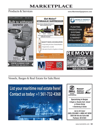 Maritime Reporter Magazine, page 63,  Feb 2021