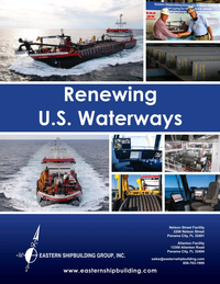 Maritime Reporter Magazine, page 2nd Cover,  Apr 2021