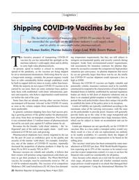 Maritime Reporter Magazine, page 20,  Apr 2021