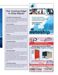 Maritime Reporter Magazine, page 23,  Apr 2021