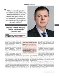 Maritime Reporter Magazine, page 27,  Apr 2021
