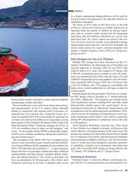 Maritime Reporter Magazine, page 35,  Apr 2021