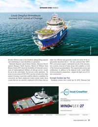 Maritime Reporter Magazine, page 37,  Apr 2021