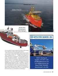 Maritime Reporter Magazine, page 39,  Apr 2021