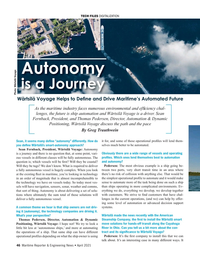 Maritime Reporter Magazine, page 46,  Apr 2021