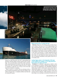 Maritime Reporter Magazine, page 47,  Apr 2021
