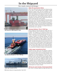 Maritime Reporter Magazine, page 54,  Apr 2021