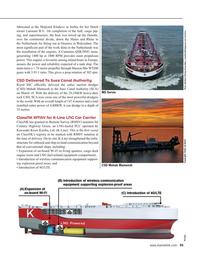 Maritime Reporter Magazine, page 55,  Apr 2021