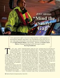 Maritime Reporter Magazine, page 58,  Apr 2021