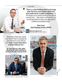 Maritime Reporter Magazine, page 10,  May 2021