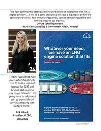 Maritime Reporter Magazine, page 11,  May 2021