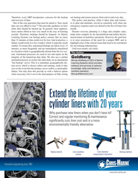 Maritime Reporter Magazine, page 13,  May 2021