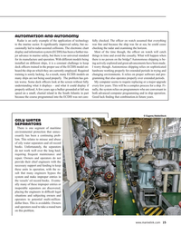 Maritime Reporter Magazine, page 15,  May 2021