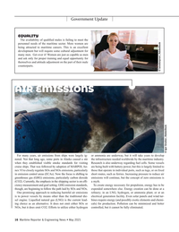 Maritime Reporter Magazine, page 16,  May 2021
