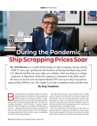 Maritime Reporter Magazine, page 24,  May 2021
