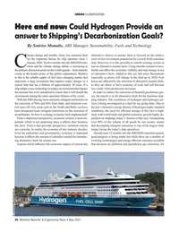 Maritime Reporter Magazine, page 26,  May 2021