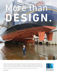 Maritime Reporter Magazine, page 1,  May 2021