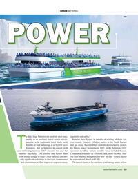 Maritime Reporter Magazine, page 33,  May 2021