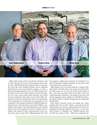 Maritime Reporter Magazine, page 35,  May 2021