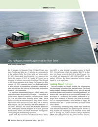 Maritime Reporter Magazine, page 36,  May 2021